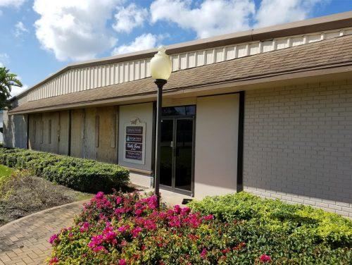 1,520 s/f Office Warehouse at 3401 Oleander Ave, Ft. Pierce