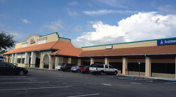 Westport Plaza Strip Center